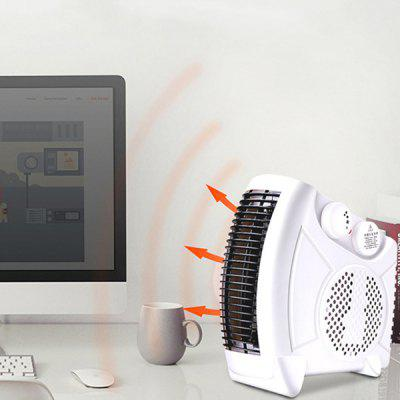 Cold Warm Dual-use Smart Mini Electric Heater Portable Office Warmer