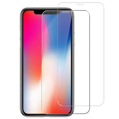 Naxtop Tempered Glass Screen Protector for iPhone XR