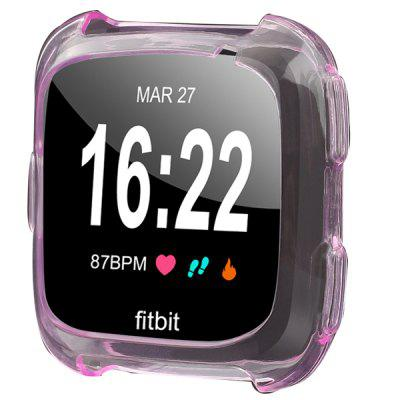 Silicone Protection Sleeve Watchcase for Fitbit Versa