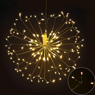 Utorch Starburst 198-LED Firework Lamp