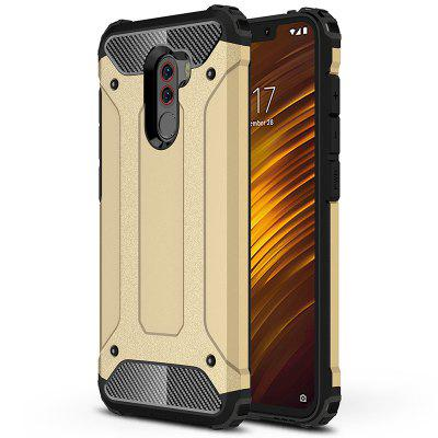 ASLING TPU + PC Bumper Back Case do Xiaomi Pocophone F1