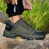 Male Trendy Durable Comfortable Outdoor Sneakers - ARMY GREEN