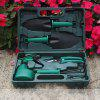 Household Bonsai Garden Tool Small Shovel 5pcs - DARK TURQUOISE