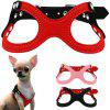 Glasses-shape Pet Harness for Dog - RED