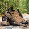 Autumn Outdoor Plus Size Casual Sneakers for Man - BROWN