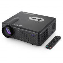 Excelvan CL720D LED Projector with Digital TV Slot only $139.99
