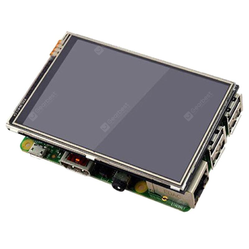 3.5 inch Resistance Touch Screen - BLACK