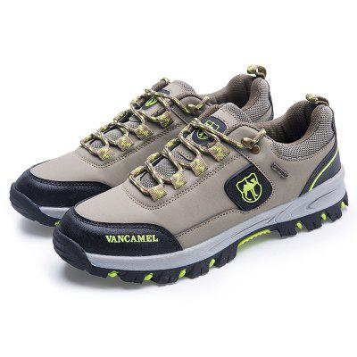 Male Trendy Durable Outdoor Breathable Sports Shoes