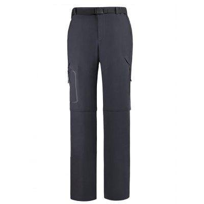 Outdoor Summer Quick Dry Hiking Pants for Man