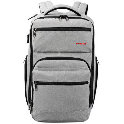 Tigernu Anti-theft Business Backpack with USB Port
