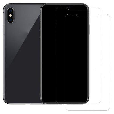 ASLING 2.5D 9H 0.26mm Tempered Glass Screen Protector for iPhone XS Max 2pcs