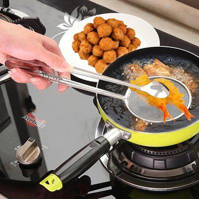 Multi-functional Filter Spoon with Clip