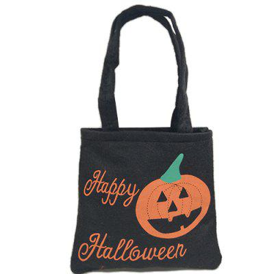 Non-woven Halloween Reusable Gift Tote Bag