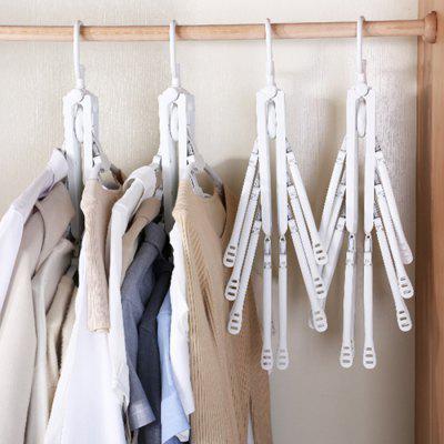 Creative Folding Multifunctional Magic Clothes Hanger