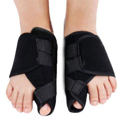 Foot Hallux Valgus Correction Belt Pair of Big Toe Corrector