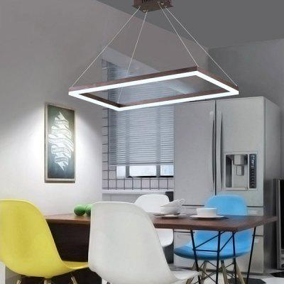 ZUNGE P632 Modern Simple LED Pendant Light