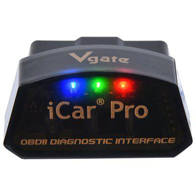 Vgate iCar Pro Scanner Bluetooth 3.0 OBD2 para Android e iOS