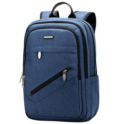 Songkun Fashion Business Multi-function Backpack for Men
