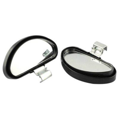 Car Wide Angle Rear View Blind Spot Mirrors 2pcs