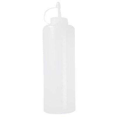 8oz Kitchen Accessories Plastic Squeeze Bottle Dispenser for Sauce Vinegar Oil Ketchup Cookling Tools