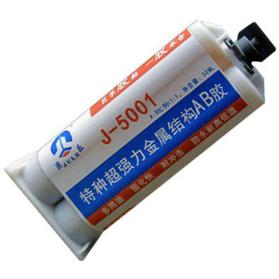 J - 5001 Super-strong Metal Structure AB Glue