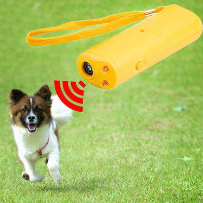 Petonaut New humanely Ultrasonic Anti-barking Pets Training Device - RUBBER DUCKY YELLOW