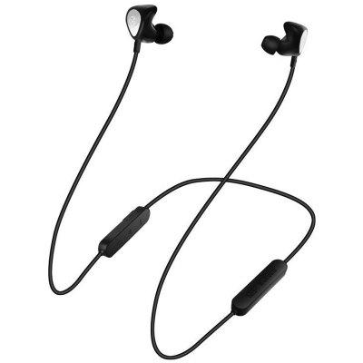 Gearbest KZ BTE Hybrid Balance Armature Dynamic Driver Sports Bluetooth Earbuds - BLACK IPX6 Water Resistance / CSR 8645 Bluetooth Chip / CVC Noise Reduction / 100h Standby Time