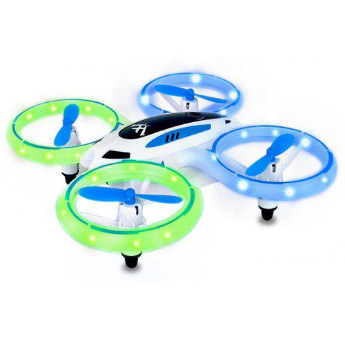 Illuminated Mini RC Drone Toy Altitude Hold