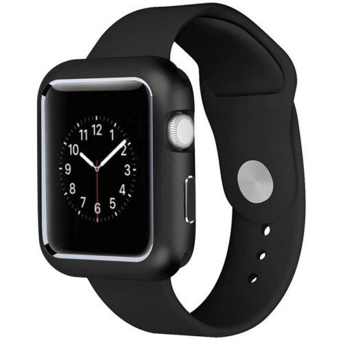 cheaper 604a8 62095 HOCO Magnetic Protective Case for Apple Watch Series 2 / 3 38mm