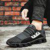 Men's New Fashion High Elasticity Sneaker - BLACK