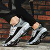 Men's New Fashion High Elasticity Sneaker - GRAY