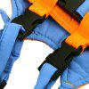 Practical Toddler Learning Belt - SAFFRON