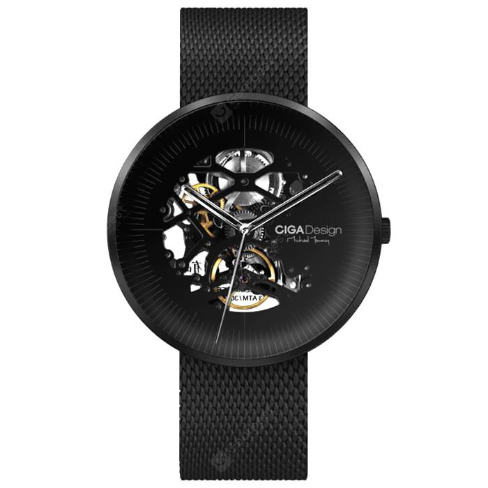 Xiaomi Youpin CIGA Hollowed-out Mechanical Automatic Watch