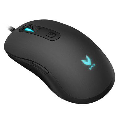 Rapoo V22 USB Wired Gaming Mouse with Breathing Light