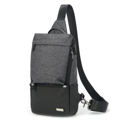 Oxford Fabric Multifunction Men's Chest Bag