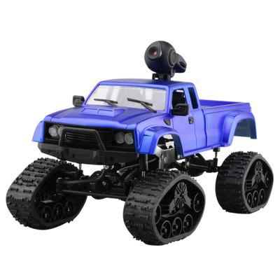 FY002B 1/16 2.4G 4WD RC Car 720P HD WiFi FPV Off-road Military Truck