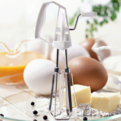 Multifunctional Stainless Steel Egg Beater