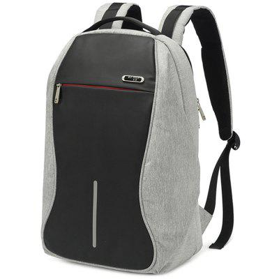 Multifunction Canvas Large Capacity Backpack