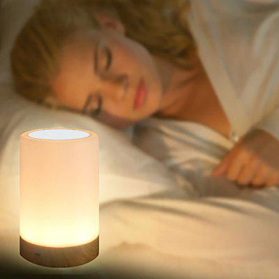Dimmable LED Rechargeable Night Light