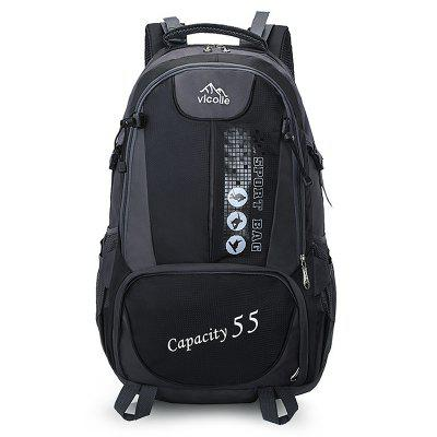 Stylish Waterproof Camping Backpack for Men
