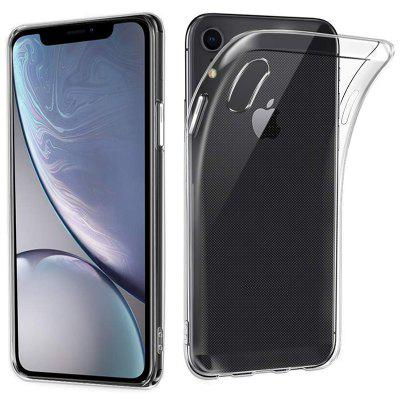 Naxtop Fashionable Transparent Phone Case for iPhone XR