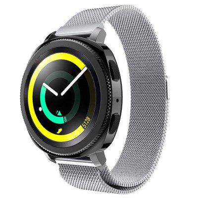 Fashion Stainless Steel Smart Watch Band for SUMSUNG Gear Sport / Gear S4