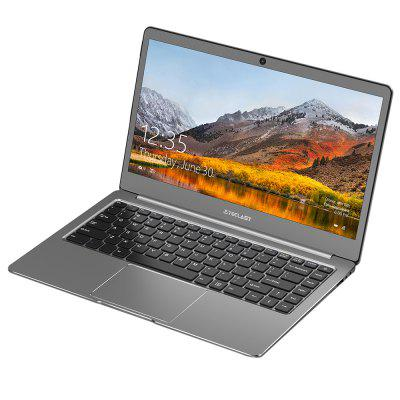 Teclast F6 Laptop 6GB RAM 128GB SSD - GRAY CLOUD