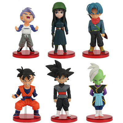 Dragon Ball Series Film Model Doll 18pcs