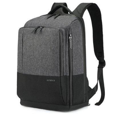 Large Capacity Oxford Fabric Men's Backpack