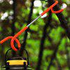 Outdoor Camping Multifunctional Two-way Tent Light Hook - ORANGE