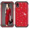 Fashionable Phone Case for  6.1 inch iPhone XR - BEAN RED