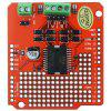 Landa Tianrui LDTR - WG0213 L298P DC Motor Driver Module Shield L298P Expansion Board - RED