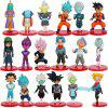 Dragon Ball Series Film Model Doll 18pcs - MULTI
