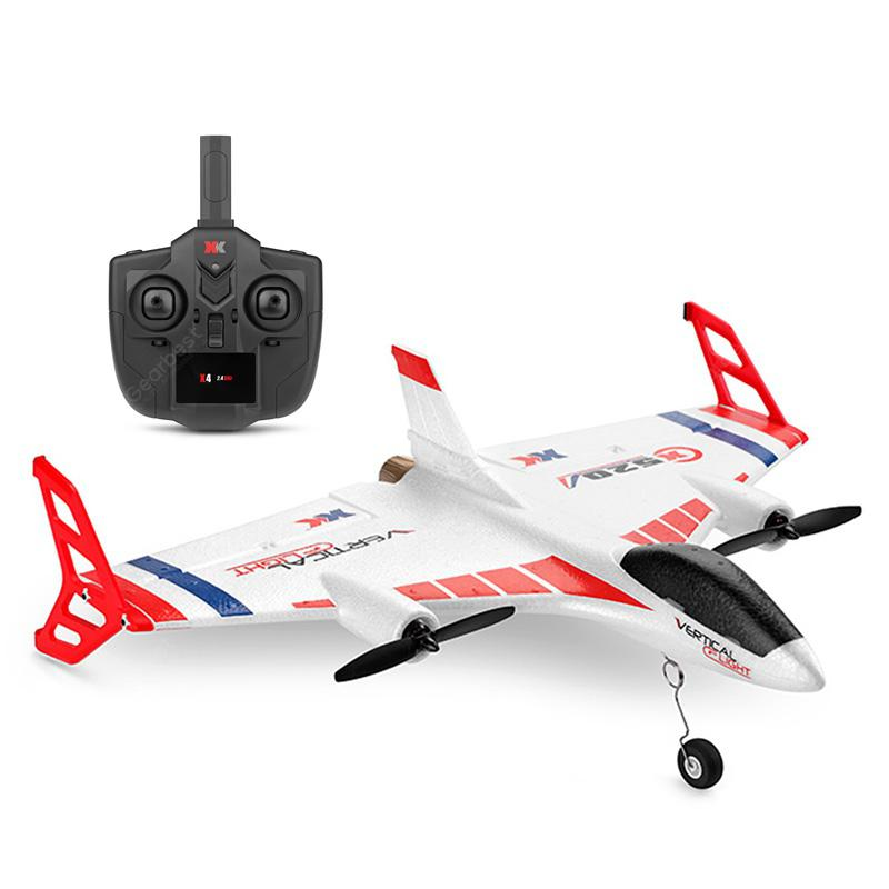 XK X520 Vertical Take-off Landing Delta Wing RC Aircraft